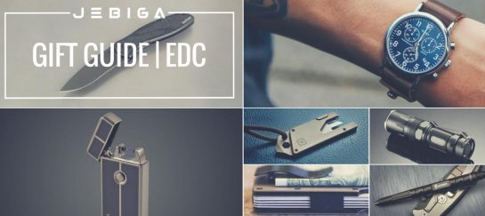 Gift Guide | 7 Everyday Carry (EDC) Gift Ideas