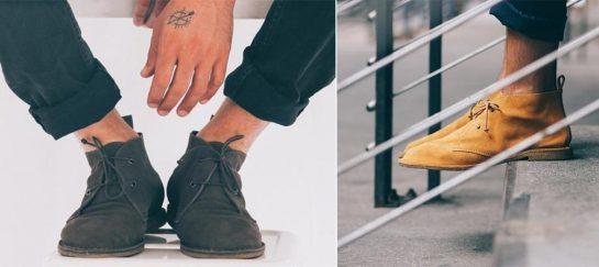 Hobes Chukka Boots
