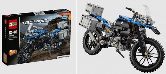 Lego | Reveals Their 603 Piece BMW R 1200 GS
