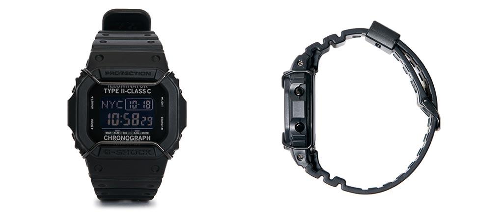 N.Hoolywood x Casio G-Shock DW-D5600PN-1JR