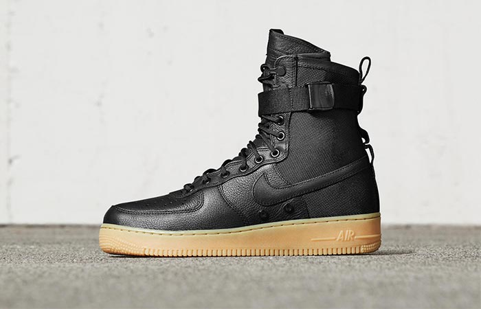 Black Nike Special Field Air Force 1