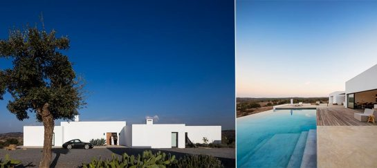 Portugal Pool House | By Colectivarquitectura