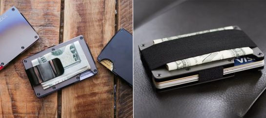 Ridge Wallet   Secures Your Cards And Cash