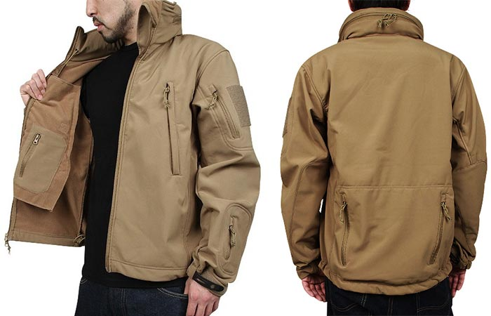 Rothco Jacket in beige