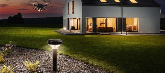 Sunflower Home Awareness System | A Security Drone