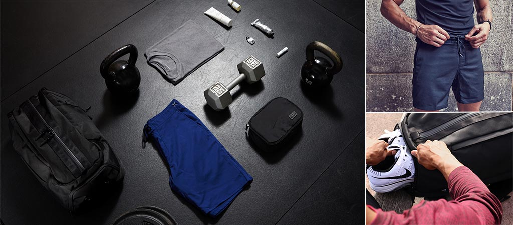 The B.D.A Kit Covers Everything Before, During, And After Your Workout