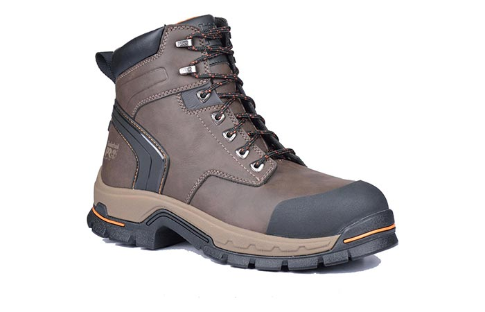 Timberland boot in brown