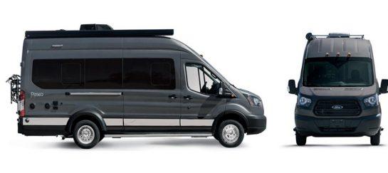 Winnebago Paseo Van   Built For The Van Life