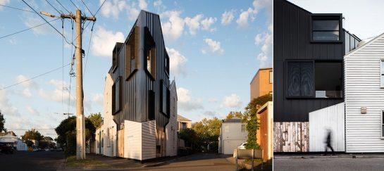 Acute House | By OOF! Architecture