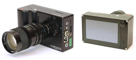 Chronos 1.4 | Handheld High Speed Camera
