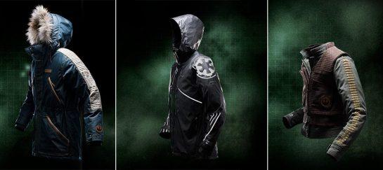 Columbia X Star Wars | Rogue One Jackets