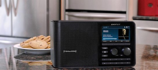 Grace Digital SiriusXM Sound Station