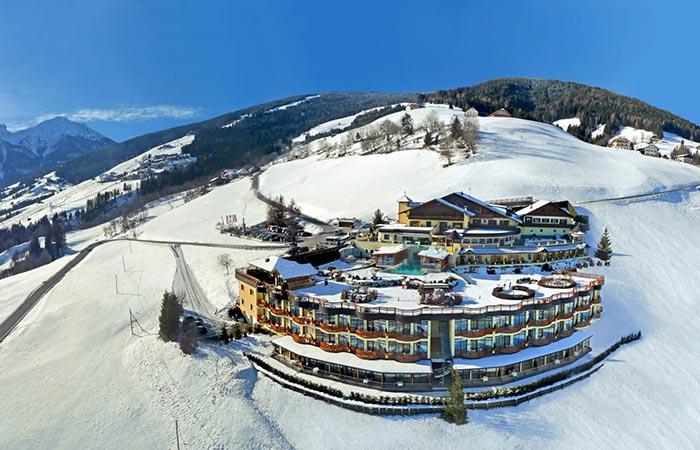 View At Hotel Hubertus