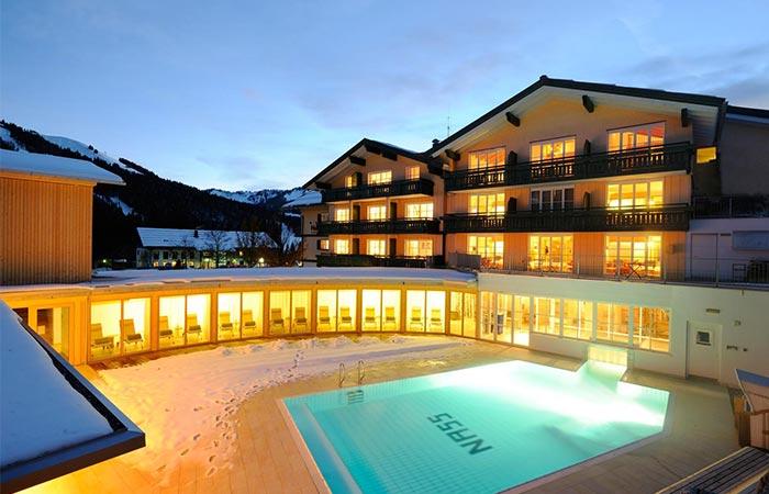 Hotel Hubertus Swimming Pool