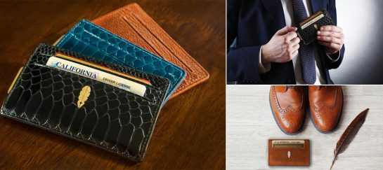 Inscribe | A Minimalist Wallet That Enhances Your Productivity