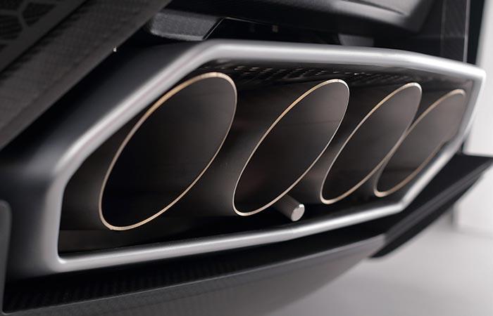 Lamborghini X Ixoost Esavox Exhaust