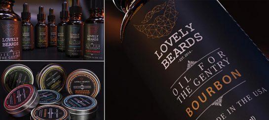 Lovely Beards | 100% Organic Beard Oils And Balms