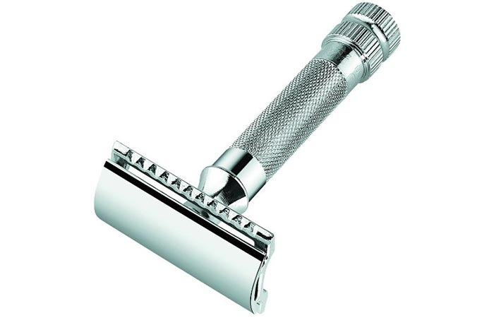 Merkur Heavy Duty Double Edge Razor