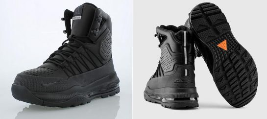Nike Zoom | Superdome Black Hiking Boot