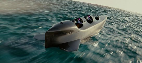 Ortega Submersibles | 2 & 3 Seater Submarine