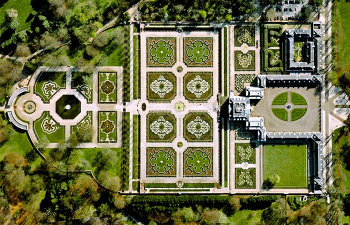 Het Loo Palace in Apeldorn, Netherlands, featured in Overview: A New Perspective of Earth