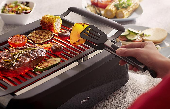 Philips Smokeless Infrared Indoor Grill