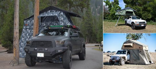 Tepui | Vehicle Rooftop Tents