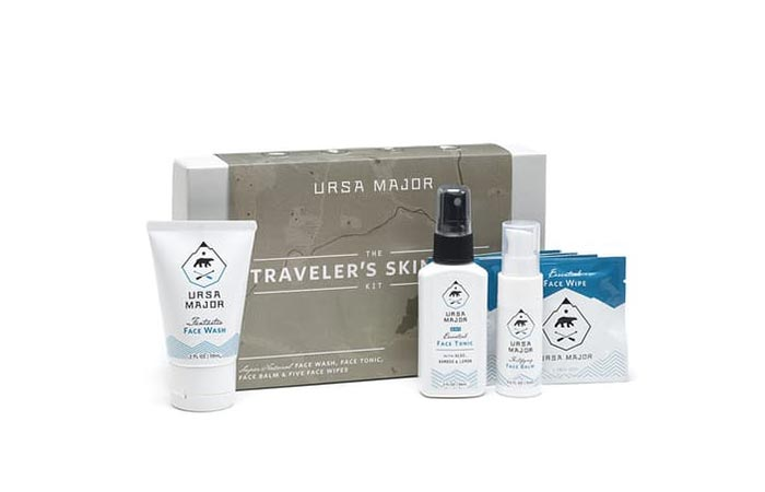 Ursa Major Traveler's Skin Care Kit
