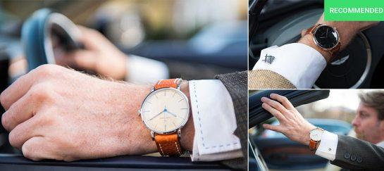 Von Doren | Viking Art Nouveau Inspired Timepieces
