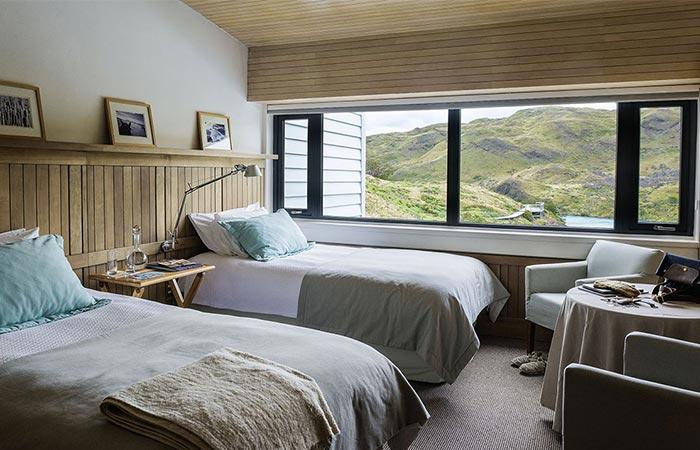 Room in Explora Patagonia Hotel