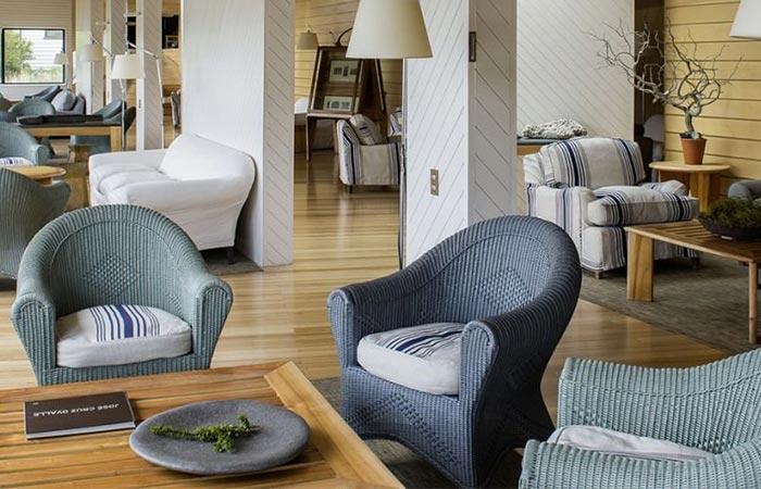 Explora Patagonia Hotel Communal Area