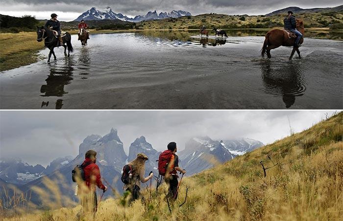 Patagonia explorations