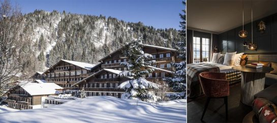 HUUS Hotel Gstaad | The Perfect Winter Alpine Escape