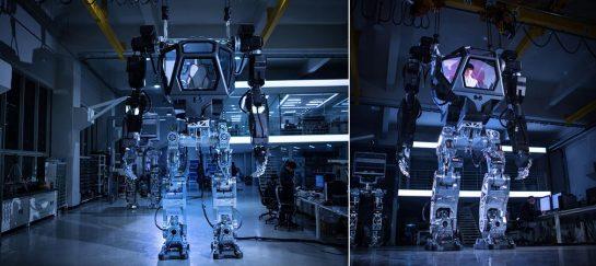 Hankook Mirae Method-2 Robot Suit   By Vitaly Bulgarov