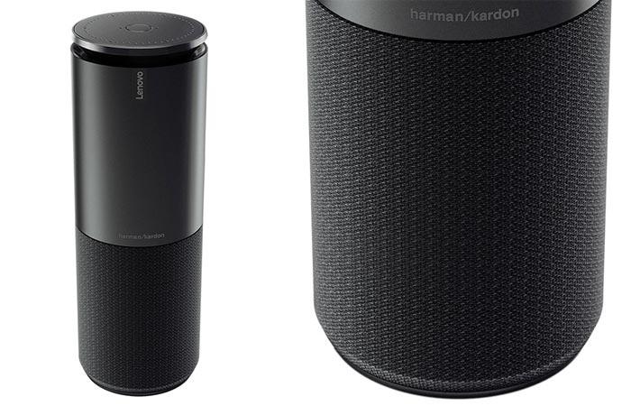 Lenovo Smart Assistant Harman Kardon in black