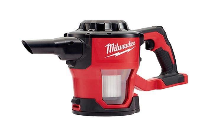 Milwaukee M18 Compact Cordless Vacuum Cleaner by itself