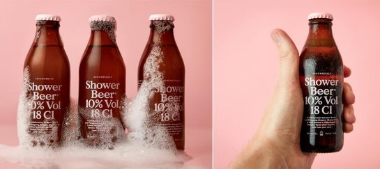 Snask Shower Beer