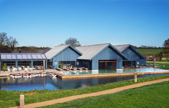 Soho Farmhouse Boathouse