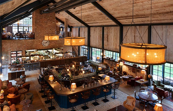 Soho Farmhouse main barn