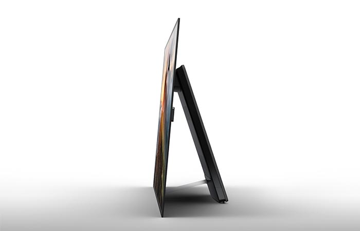 Sony Bravia A1E OLED side view