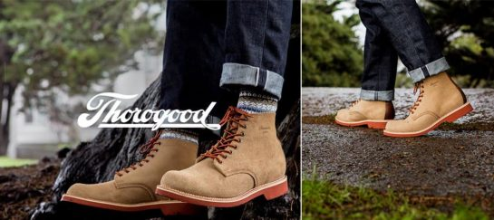 Thorogood Leather Boots | Mondovi, Kenosha and Beloit Boots