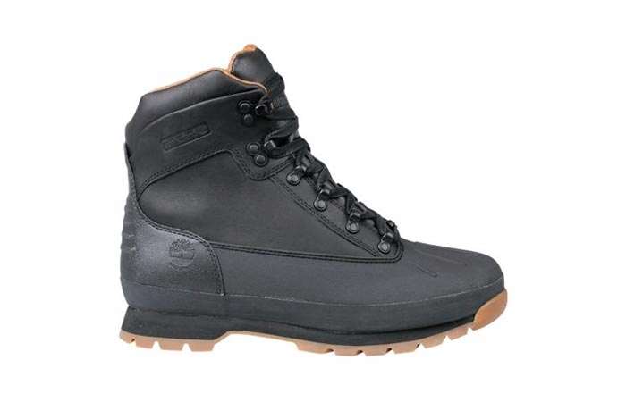 Timberland Euro Hiker in black