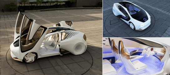 Toyota Concept-i | The Future Of Automobiles