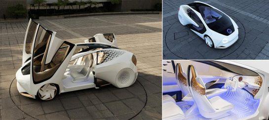 Toyota Concept-i | The Future Of Automobiles