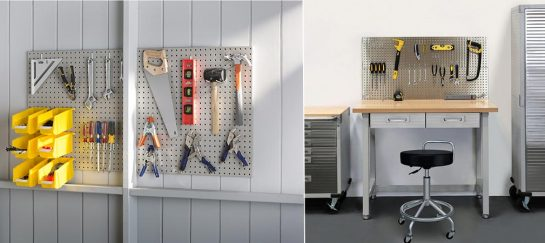 Barrett 31 Piece Pegboard Set | By Symple Stuff