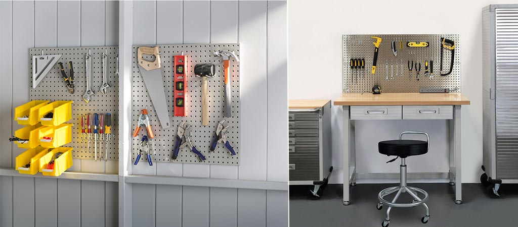 Barrett 31 Piece Pegboard Set By Symple Stuff