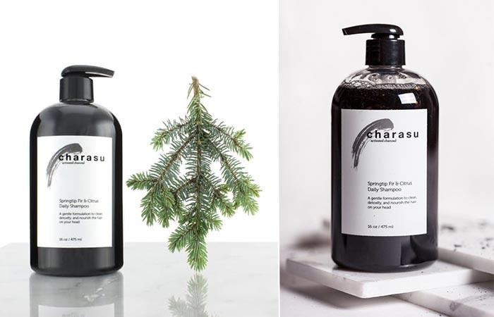 Charasu shampoo