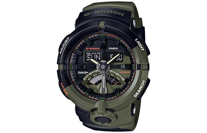 Chari & Co G-Shock Limited Edition GA500K-3A