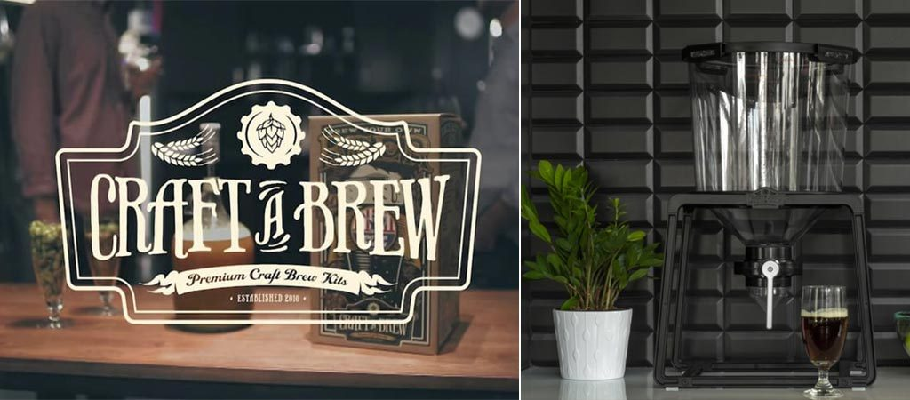 Craft A Brew The Ultimate Home Brewery Set Jebiga