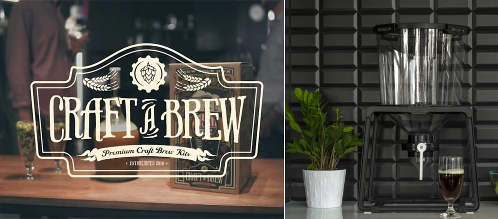 Craft A Brew | The Ultimate Home Brewery Set